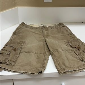 Aeropostale cargo shorts size 30